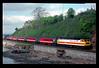 47829 1M56 0842 Penzance-Manchester P. passes Shaldon Bridge Teignmouth 13/04/2002