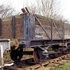 150486 4 Plank Open C - Lincolnshire Wolds Railway