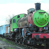 1313 Swedish 4-6-0 Lincolnshire Wolds Railway
