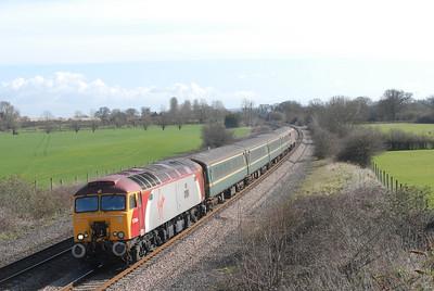 GBRF - Loco Hauled Trains