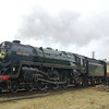 70013 Oliver Cromwell - Quorn & Woodhouse, GC Rly - 24 January 2014