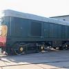 D8007 - Ruddington, GCR (N) - 7 October 2012