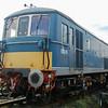 E6016 - Ruddington, GCR (N) - 7 October 2012