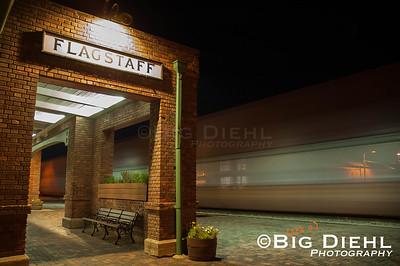 Flagstaff Depot.