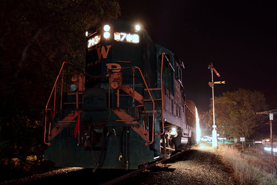 GGRM/Niles Canyon Christmas Train