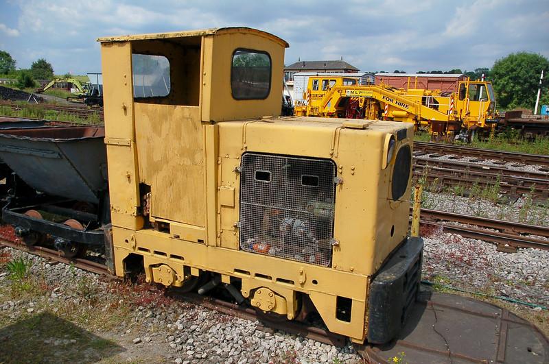 RH 7002/0567/6 U84 - Swanwick Jct, Golden Valley Light Railway - 13 July 2013