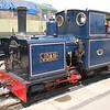 Civil 1 Joan - Swanwick Jct, Golden Valley Light Railway - 13 July 2013