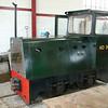 HE 7009 AD34 - Swanwick Jct, Golden Valley Light Railway - 13 July 2013