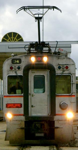 South Shore Line, 10-13-10