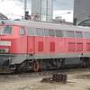 218 813-4 - Frankfurt Hbf - 27 March 2016