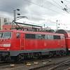 111 227-5 - Frankfurt Hbf - 27 March 2016