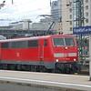 111 184-8 - Frankfurt Hbf - 27 March 2016