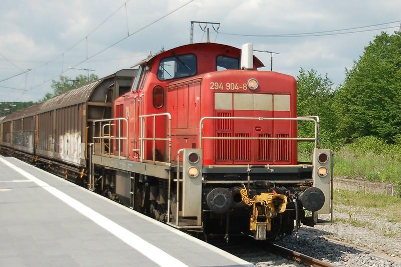 294 904-8 - Eutingen im Gäu - 31 May 2017