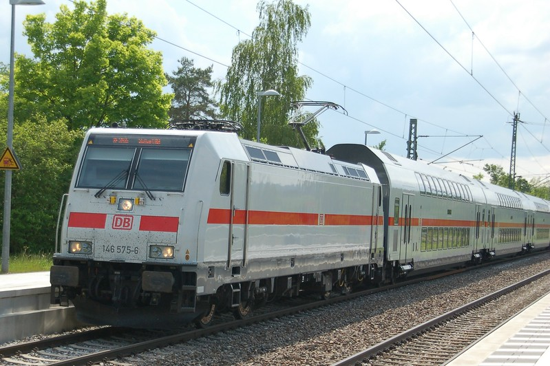 146 575-6 - Eutingen im Gäu - 31 May 2017