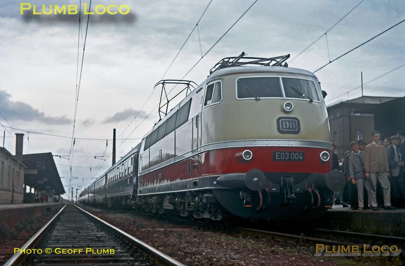 E04 004, Augsburg, June 1965