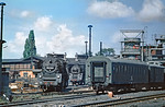 GV Schwerin Loco Shed, 11th September 1971