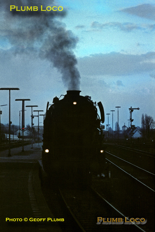 023 092-0, Rheine, 13th February 1971