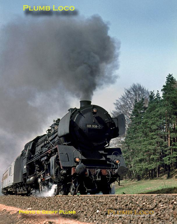 001 008-2, Schiefe Ebene, 13th April 1971