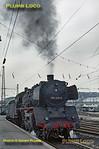 DB No. 003 246-6, Ulm Hbf, 8th May 1970