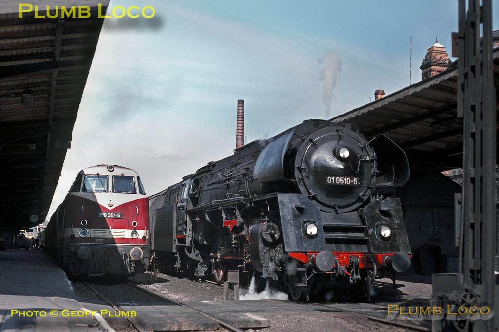 01 0510-6, Schwerin, 11th September 1971