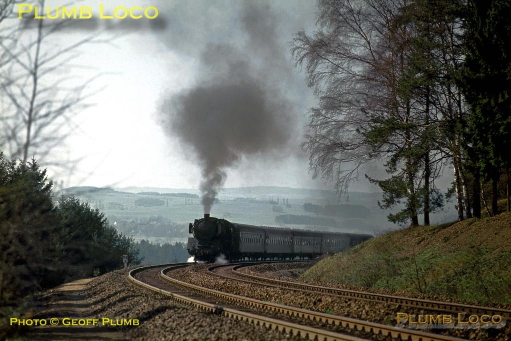 001 111-4, Schiefe Ebene, 13th April 1971