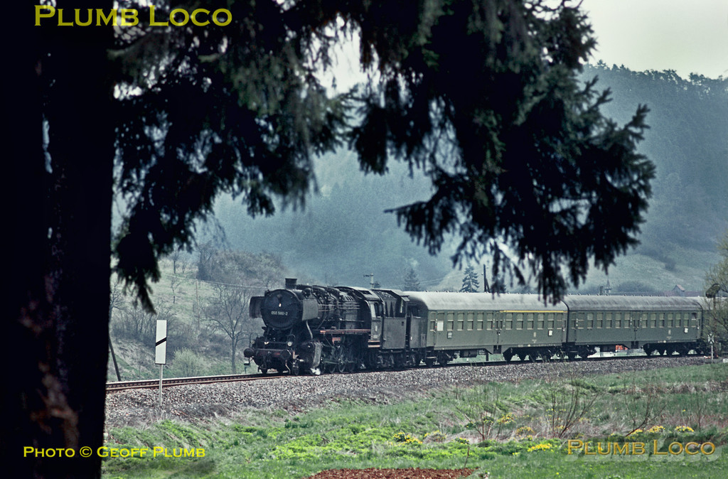 050 560-2 near Mühlen. 4th May 1970