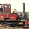 1026 (1) 'Tyrone' Peckett 0-4-0T -  Giants Causeway & Bushmills Railway 26.04.08  Stephen Foster