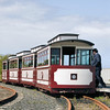 No No. 4w-4wDH & Three No No. Saloon Thirds -  Giants Causeway & Bushmills Railway 12.05.12  Stephen Foster