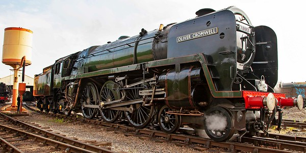 Cotswolds Festival of Steam 2018