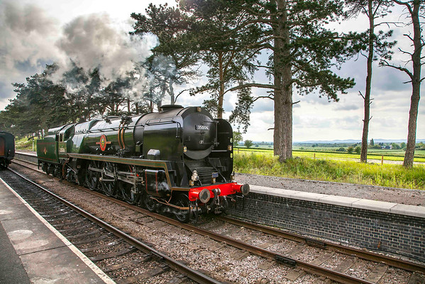 Cotswolds Festival of Steam, Monday 30th May 2016