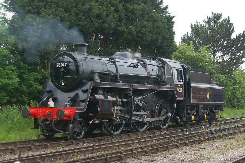76017 - Toddington, Gloucestershire Warwickshire Railway - 27 May 2017