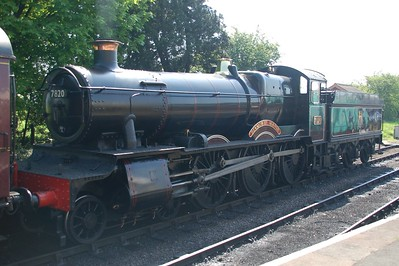 Gloucestershire Warwickshire Railway 2018