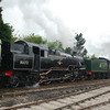 7903 Foremarke Hall & 80072 - Toddington, GWR - 24 May 2013