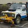 Landrover XLR8123 S134TBC Toddington, GWR - 24 May 2013