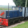 HE 6647 Yard No. A497 - North Gloucestershire Railway - 24 May 2013