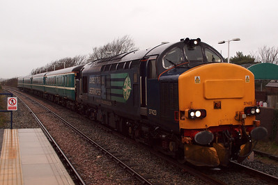 37423 Spirit of the Lakes with 5Z21. 04/01/12.