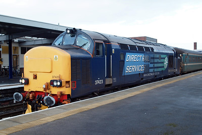 37423 Spirit of the Lakes. 23/01/12.