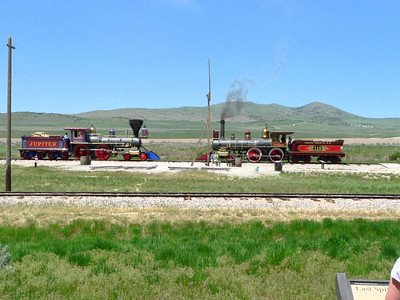 Golden Spike Nat'l Historic Site