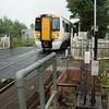 Southeastern Trains 375 715 in Wye, Kent.