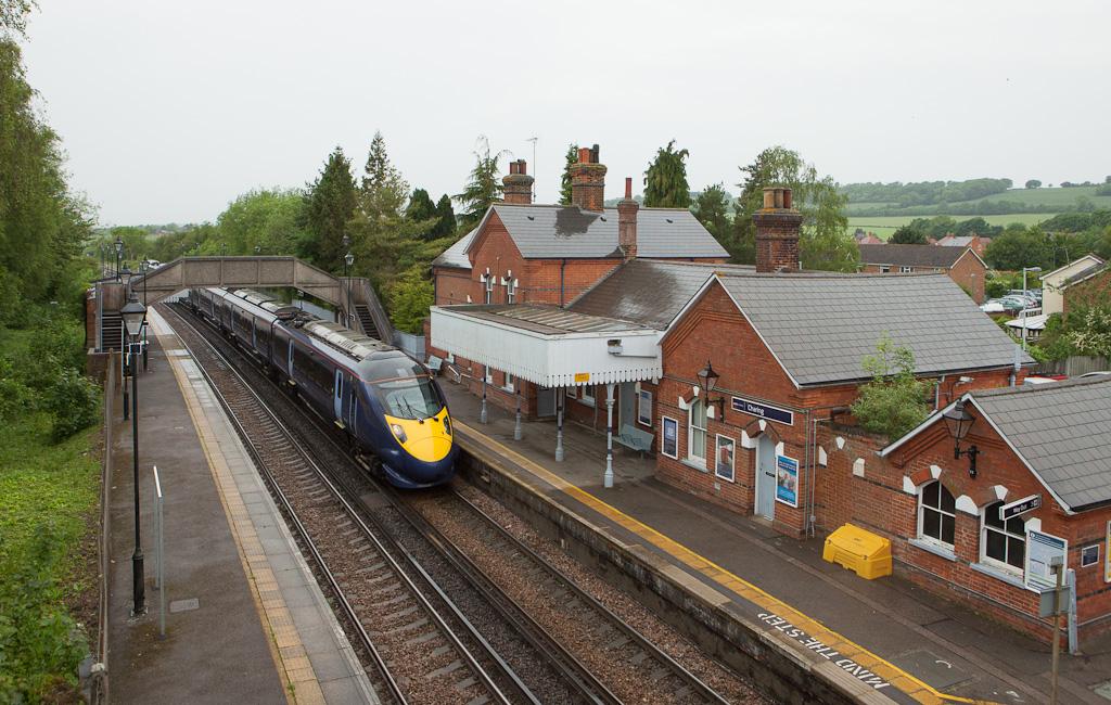Javelin in Charing, Kent.