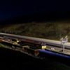 Streaker of a rock train in Peak Forest South.