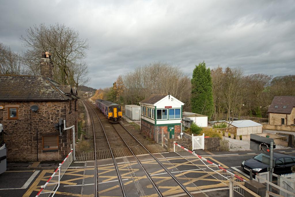 150 203 in Furness Vale.