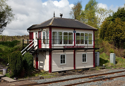 Settle Junction signal box