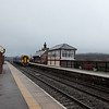 158 848 bound for Carlisle in Garsdale.
