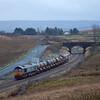 DRS railhead treatment train in Ais Gill.