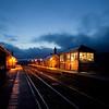 Garsdale station.