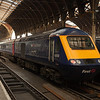 HST 43003 in London Paddington station.
