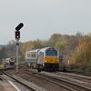 Wrexham & Shropshire 67013 in Leamington Spa bound for London Marylebone.