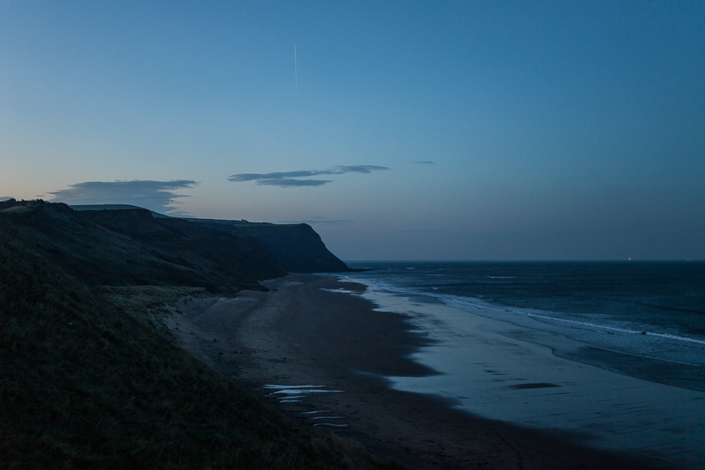 Cattersty Cliff, Cleveland Way.
