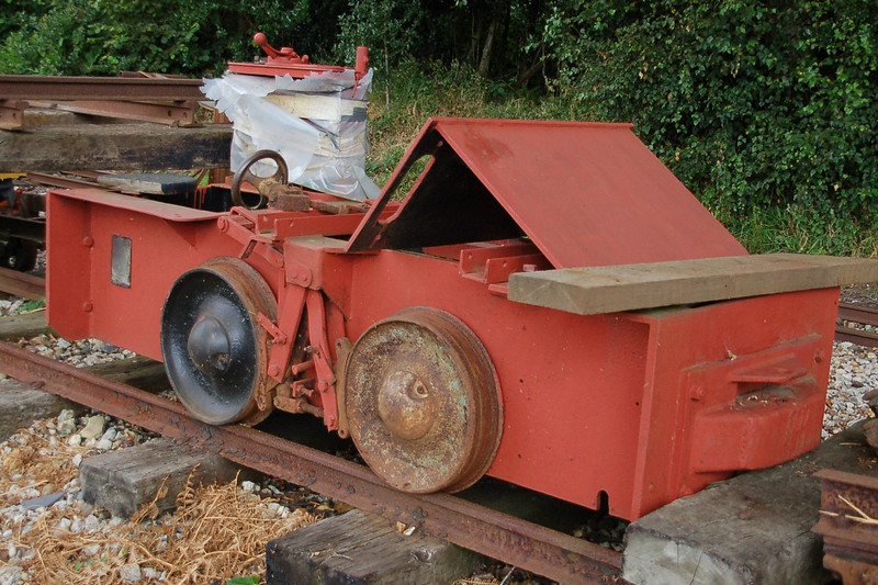 WR 5033 - Great Bush Railway - 5 August 2012